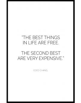 Coco Quote Poster